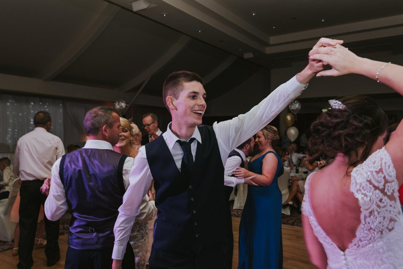 Stormont Hotel Wedding 104
