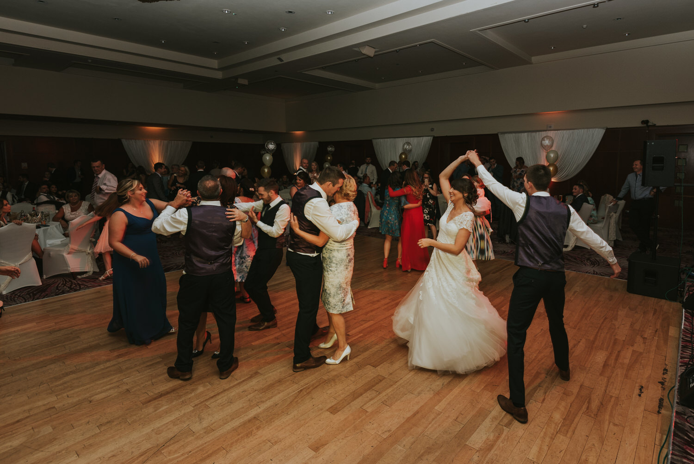 Stormont Hotel Wedding 106