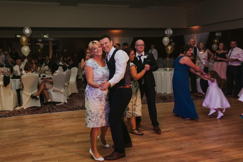 Stormont Hotel Wedding 108
