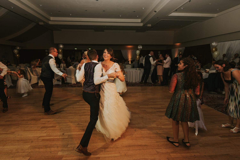 Stormont Hotel Wedding 110