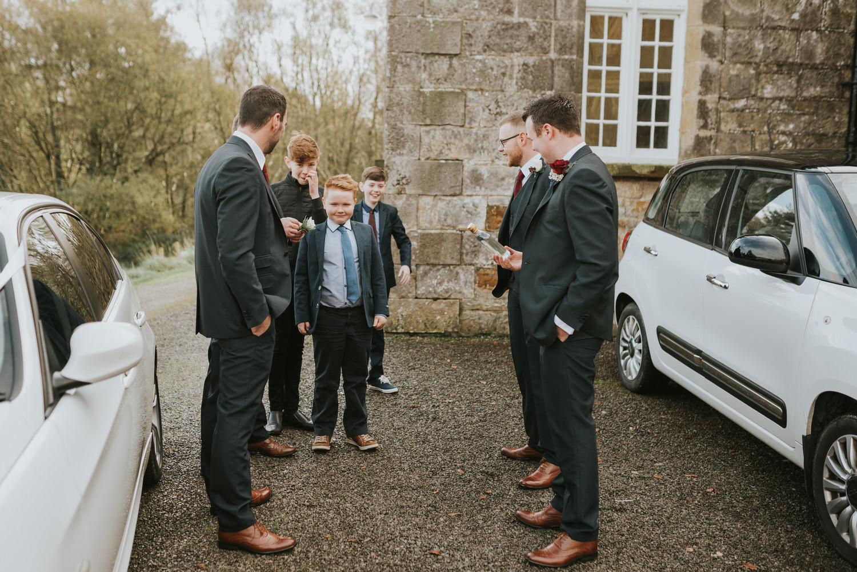 Tullylagan House Wedding 34