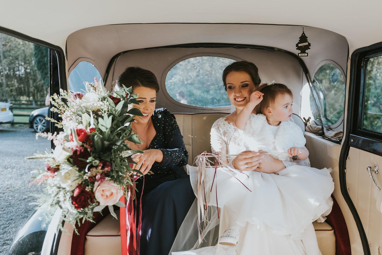 Tullylagan House Wedding 39