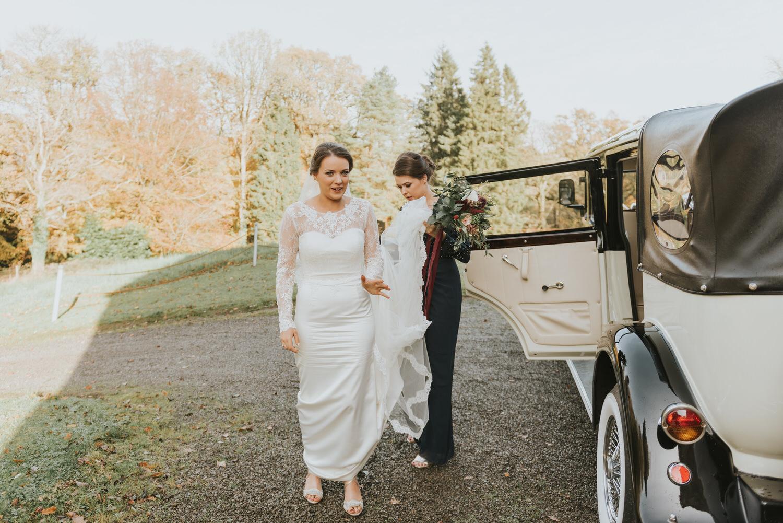 Tullylagan House Wedding 43