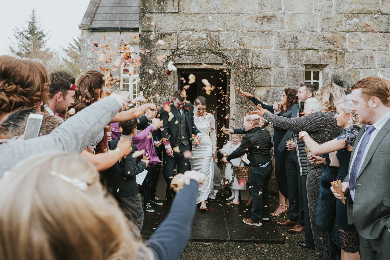 Tullylagan House Wedding 50