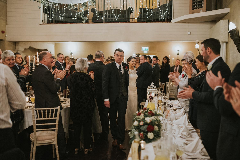 Tullylagan House Wedding 79