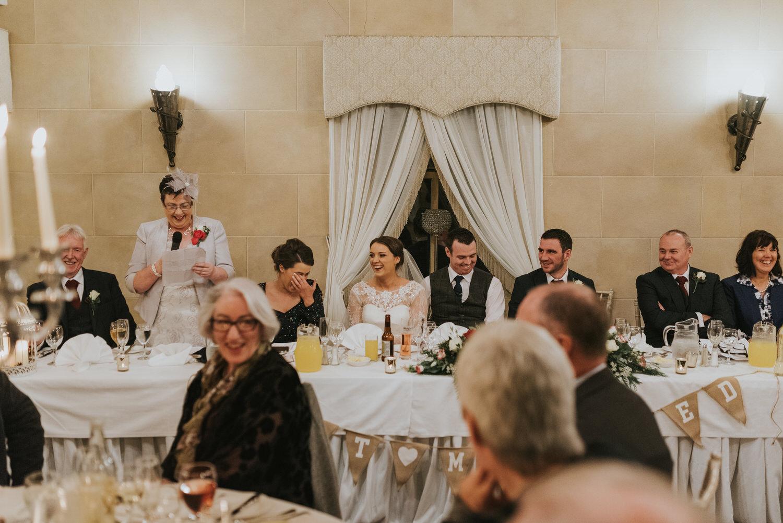 Tullylagan House Wedding 80