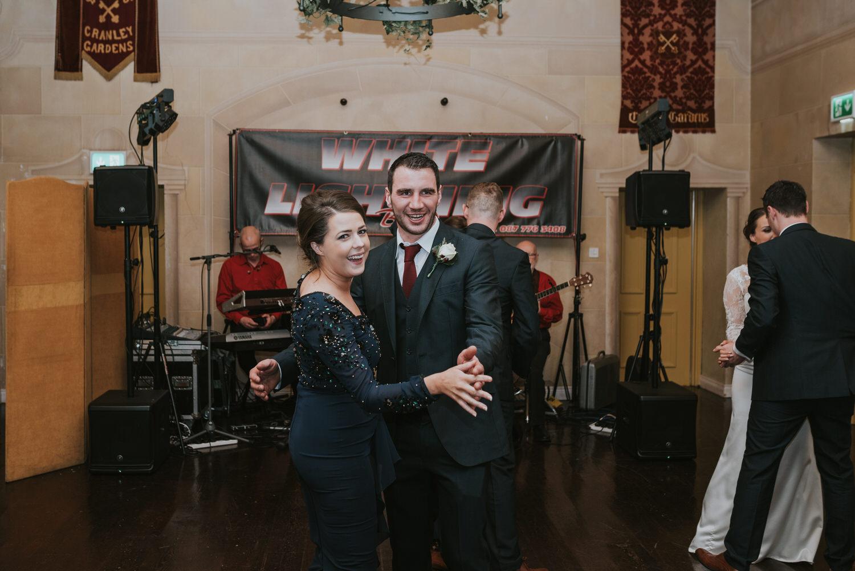 Tullylagan House Wedding 90