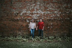 Brooke & James - Walled Garden, Bangor