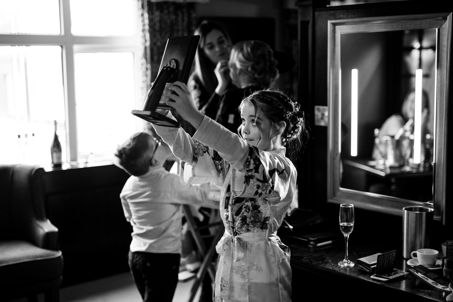 The Old Inn Crawfordsburn Wedding 17