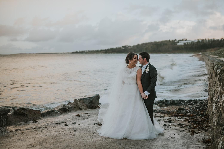 Bride and Groom Portraits 2017 Pure Photo NI 08