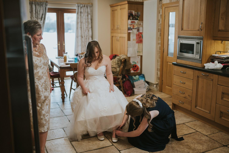Leighinmohr House Hotel Wedding 17