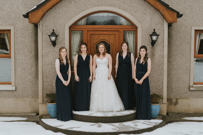 Leighinmohr House Hotel Wedding 19