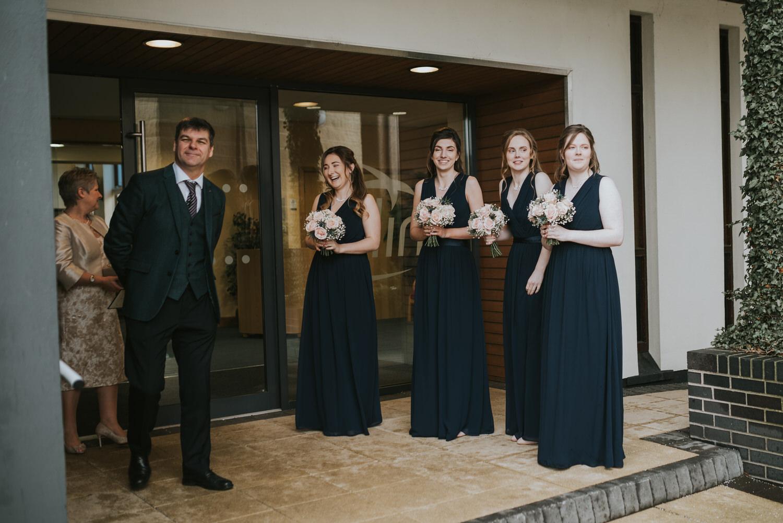 Leighinmohr House Hotel Wedding 25