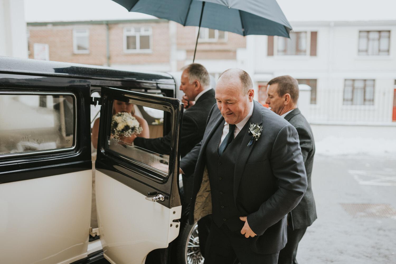 Leighinmohr House Hotel Wedding 28