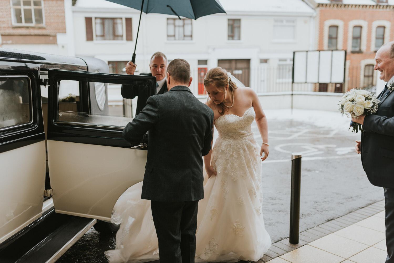 Leighinmohr House Hotel Wedding 31