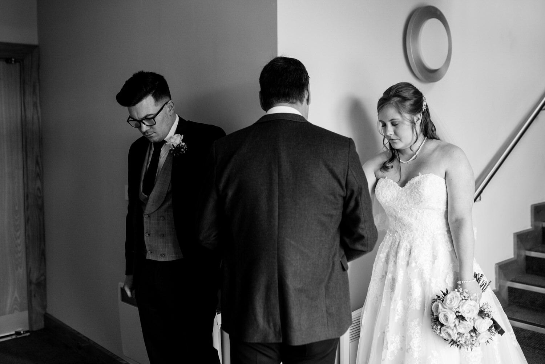 Leighinmohr House Hotel Wedding 34