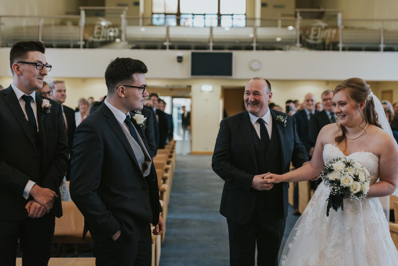 Leighinmohr House Hotel Wedding 38