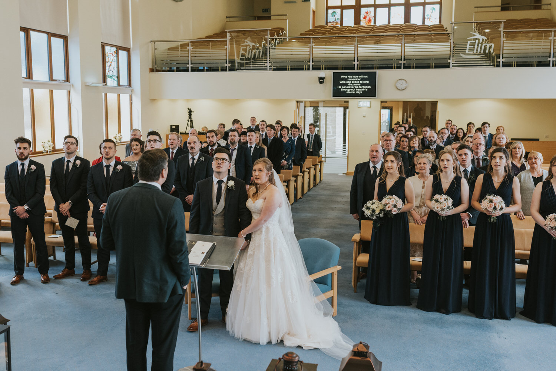 Leighinmohr House Hotel Wedding 55