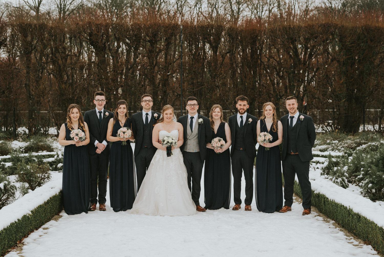 Leighinmohr House Hotel Wedding 60