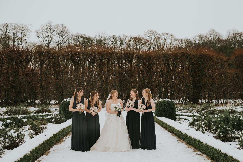 Leighinmohr House Hotel Wedding 61