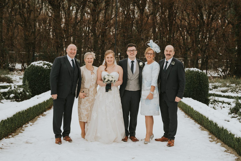 Leighinmohr House Hotel Wedding 63