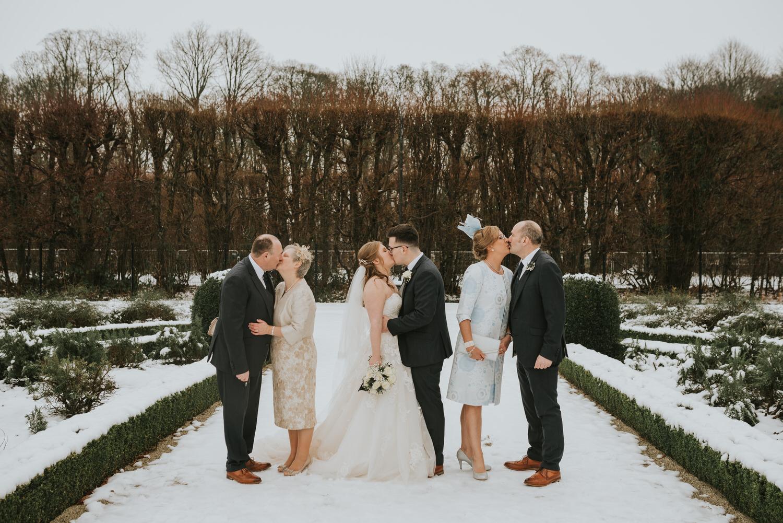 Leighinmohr House Hotel Wedding 64