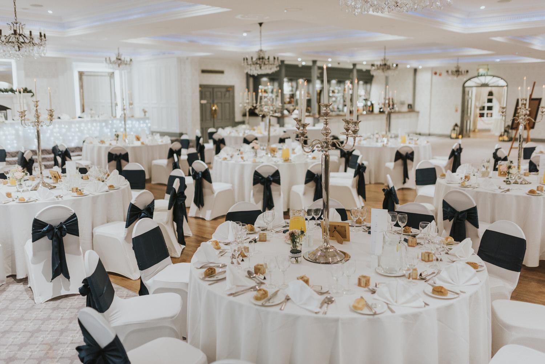 Leighinmohr House Hotel Wedding 78