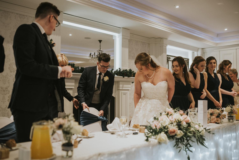 Leighinmohr House Hotel Wedding 83