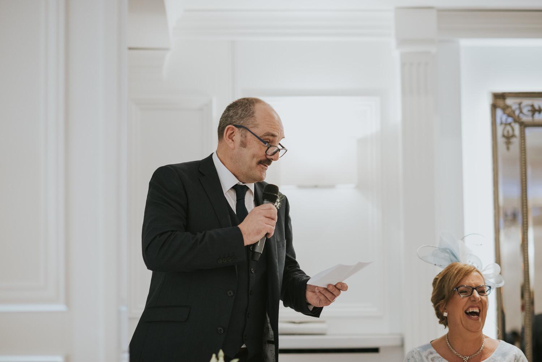 Leighinmohr House Hotel Wedding 85