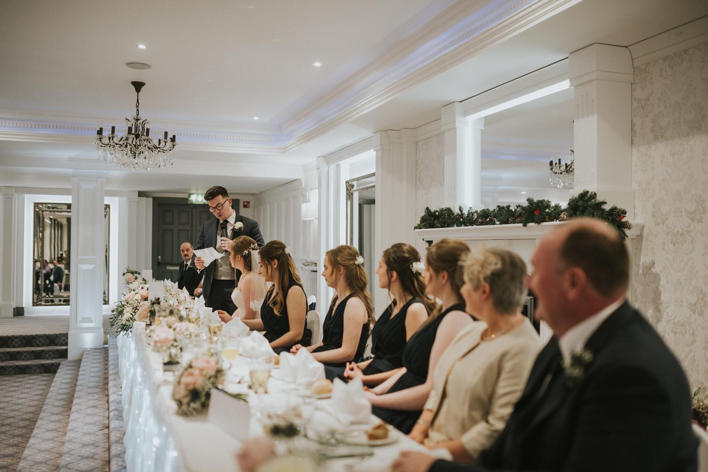 Leighinmohr House Hotel Wedding 86