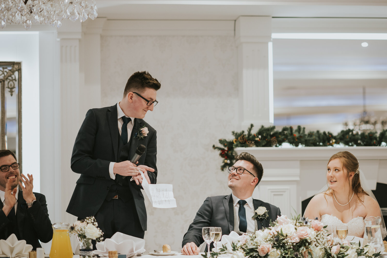 Leighinmohr House Hotel Wedding 87