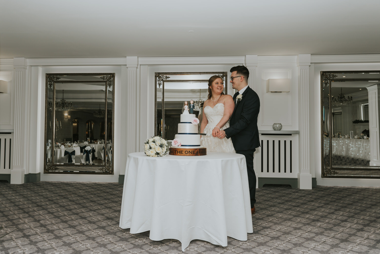 Leighinmohr House Hotel Wedding 88