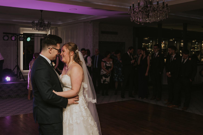 Leighinmohr House Hotel Wedding 90