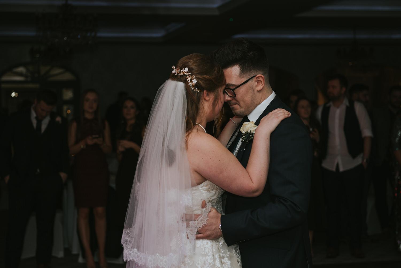 Leighinmohr House Hotel Wedding 91
