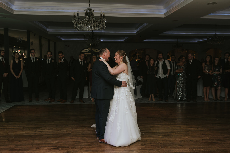 Leighinmohr House Hotel Wedding 94