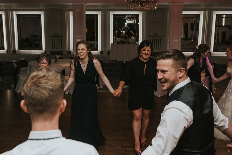 Leighinmohr House Hotel Wedding 101