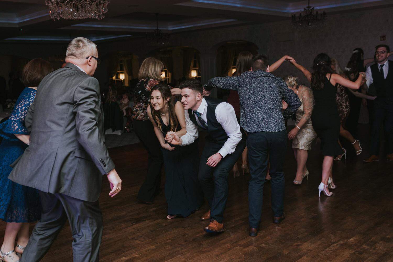 Leighinmohr House Hotel Wedding 102