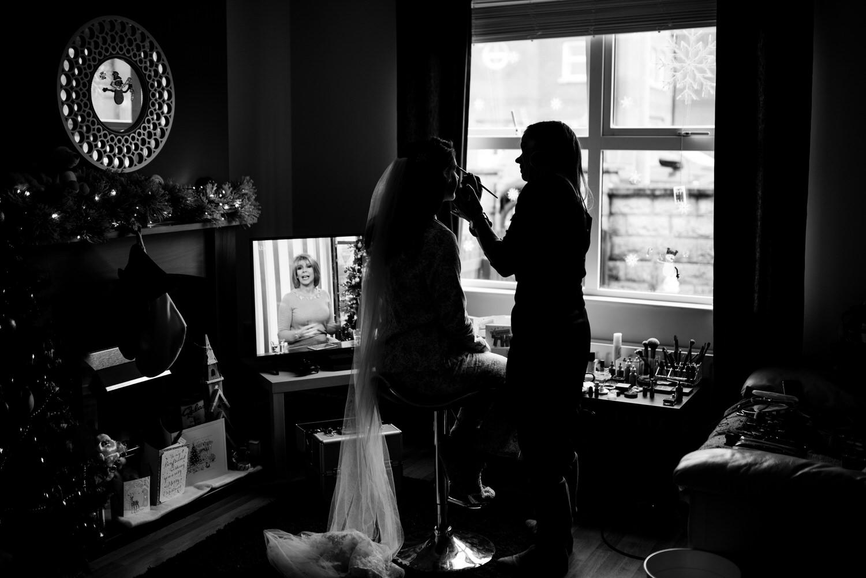 Malone Lodge Belfast Wedding 12