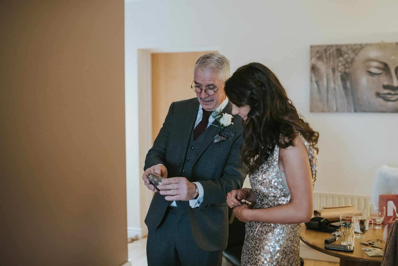 Malone Lodge Belfast Wedding 21