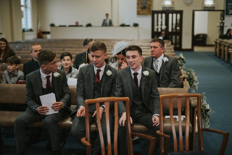 Malone Lodge Belfast Wedding 28