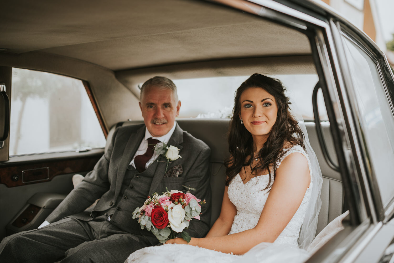 Malone Lodge Belfast Wedding 31