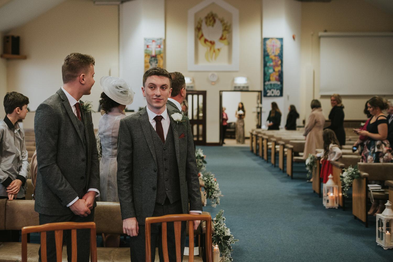 Malone Lodge Belfast Wedding 32