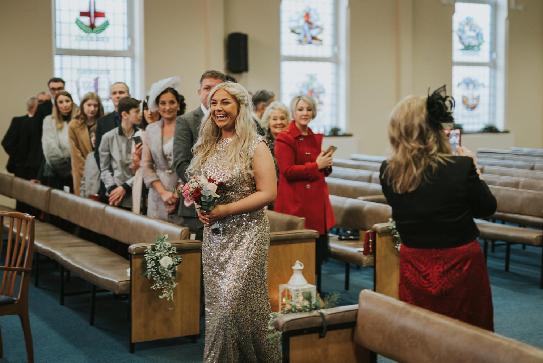 Malone Lodge Belfast Wedding 35