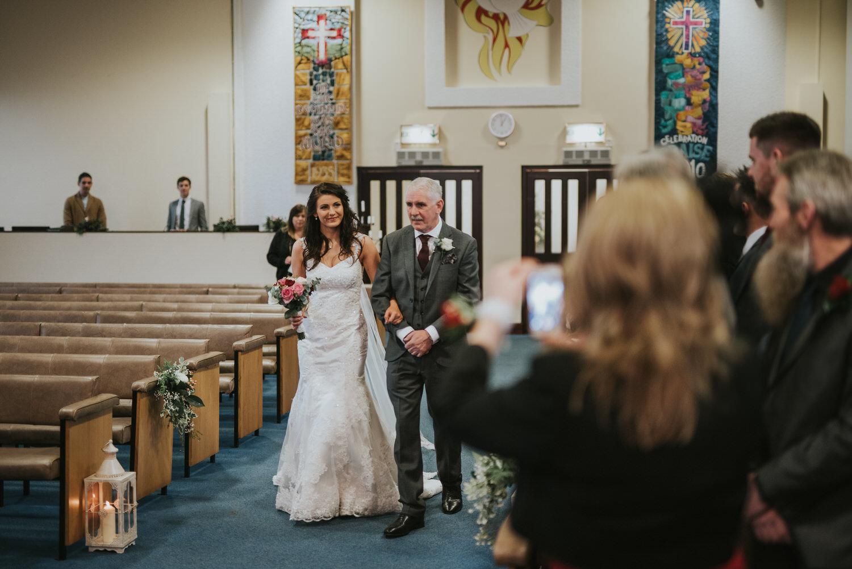 Malone Lodge Belfast Wedding 36