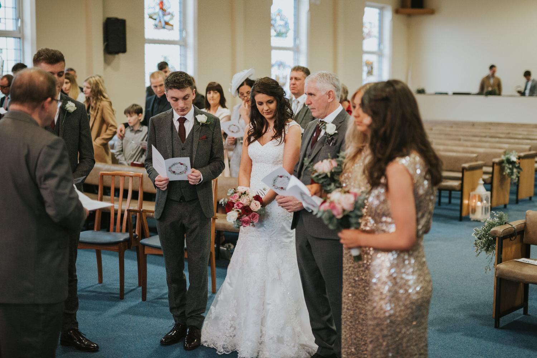 Malone Lodge Belfast Wedding 38