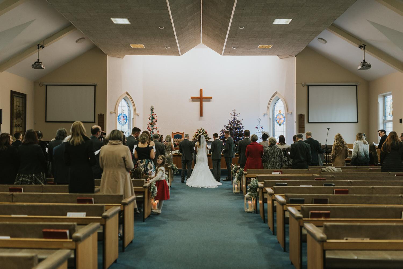 Malone Lodge Belfast Wedding 39
