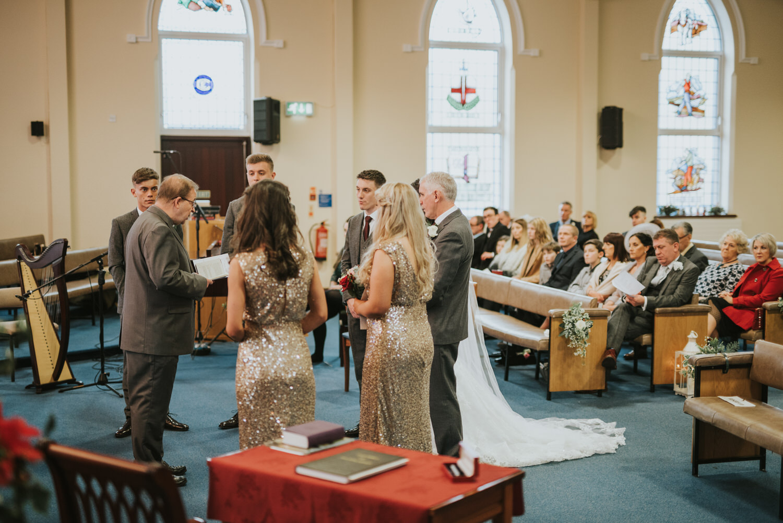 Malone Lodge Belfast Wedding 41