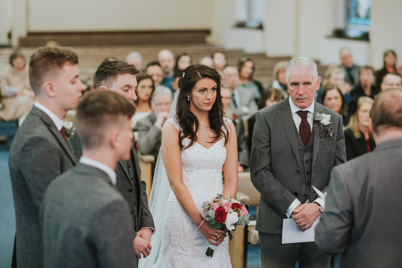Malone Lodge Belfast Wedding 42