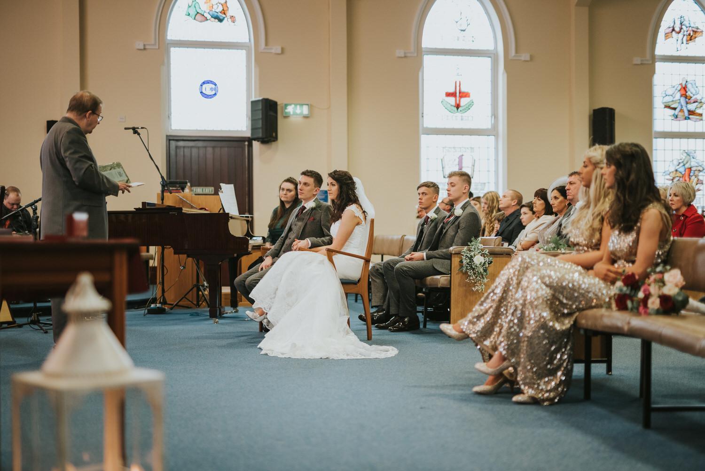 Malone Lodge Belfast Wedding 47