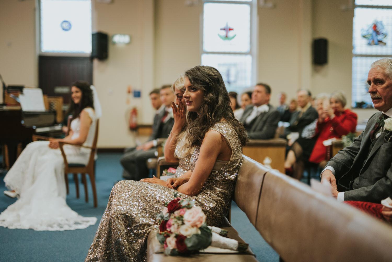 Malone Lodge Belfast Wedding 49